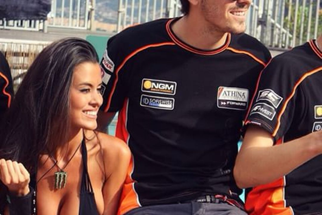 Eva Padlock, the sexiest side of MotoGp