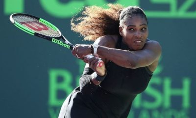 Japan's Osaka defeat Serena Williams 2-0 in first round