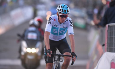 "Doping, Froome threatens presence at ""Tour de France"""