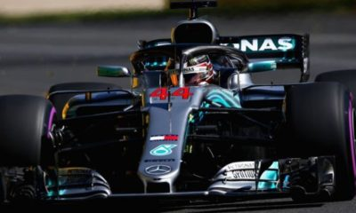 "Formula 1, ""pole position"" for Hamilton in Australia"