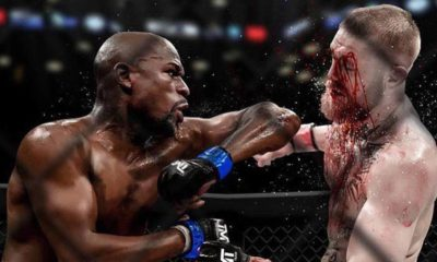 Mayweather Surprises: I'm Ready to Fight at MMA!