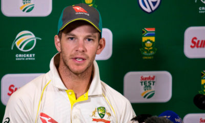 Aussie stand-in skipper issues apology to fans