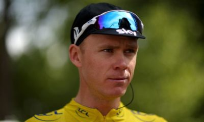Chris Froome backs Dave Brailsford