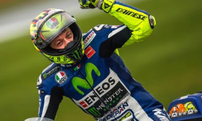 Vale Rossi with full confidence ahead of the race in Argentina